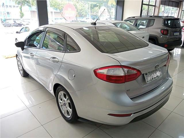 Ford New Fiesta 1.6 Se Sedan Flex+Gnv 2015!!! - Foto 3