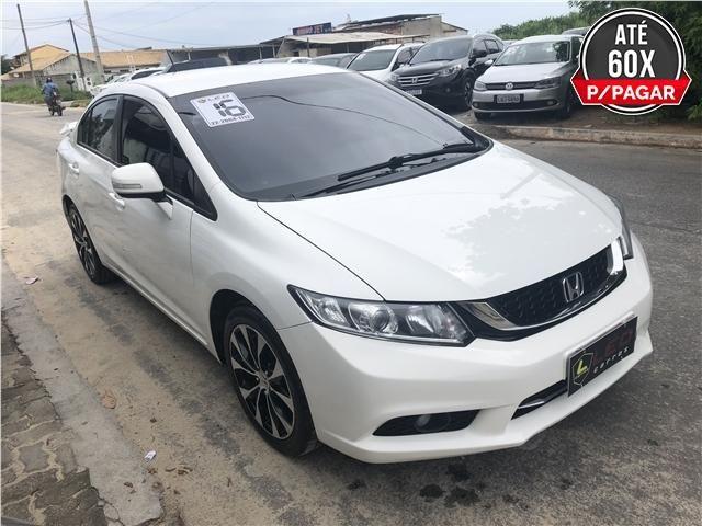 Honda Civic 2.0 lxr 16v flex 4p automático - Foto 3