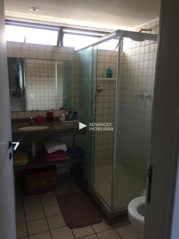 Apartamento com 4 dormitórios à venda, 260 m² por R$ 1.500.000 - Graças - Recife/PE - Foto 16