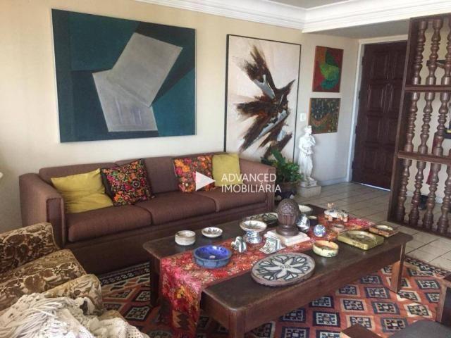 Apartamento com 4 dormitórios à venda, 260 m² por R$ 1.500.000 - Graças - Recife/PE - Foto 2