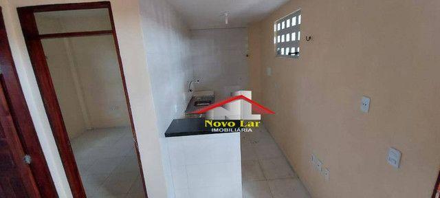 Apartamento com 1 dormitório para alugar, 29 m² por R$ 600,00/mês - José Bonifácio - Forta - Foto 14