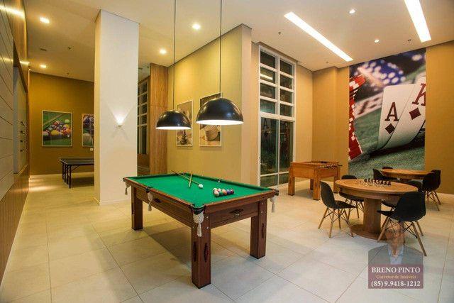 Apartamento no Tribeca com 3 dormitórios à venda, 119 m² por R$ 1.139.260 - Aldeota - Fort - Foto 8