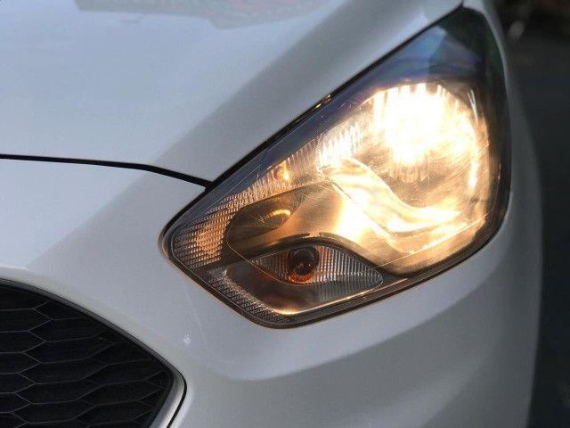 Ford KA SE 1.0 Flex Manual Branco 2015 - Foto 7