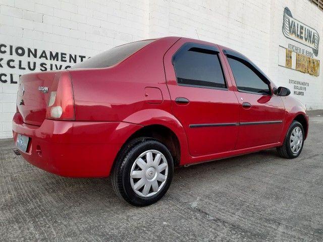Vendo ou Troco Por Strada ou Montana Renault Logan Expression 1.0 16V - Foto 5
