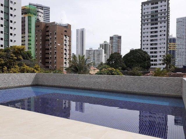 Apartamento de 1 Quarto Mobiliado na Av.Beira Rio no Bairro da Torre - Foto 5