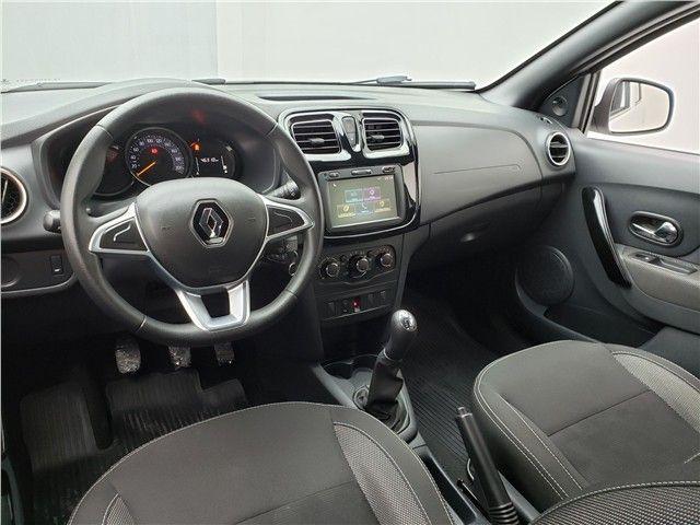 Renault Sandero 2020 1.0 12v sce flex expression manual - Foto 8