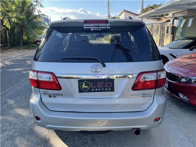 Toyota Hilux sw4 2010 4.0 srv 4x4 v6 24v gasolina 4p automático - Foto 6
