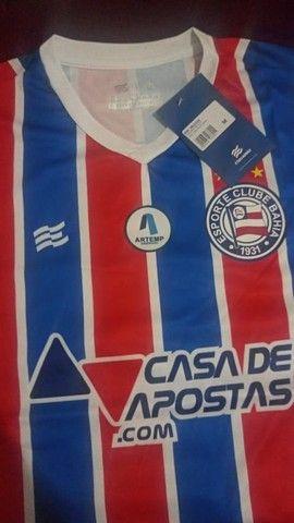 Camisa Bahia 21/22  - Foto 4