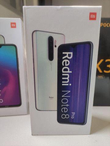 Promoção! Redmi Note 8 PRO 128 da Xiaomi.. Limpa estoque.. pronta Entrega!
