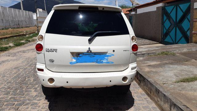 Pajero Sport 2.5, Turbo, Diesel - 4x4 - Foto 6