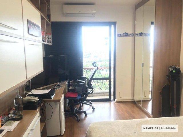 Apartamento, 295 m² - venda por R$ 3.500.000,00 ou aluguel por R$ 9.500,00/mês - Chácara F - Foto 17