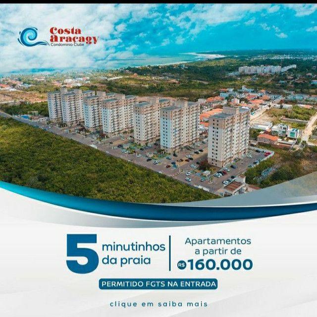 Marinho - Araçagy >Aptos c/  ITBI e Cartório grátis > Até 100% financiado. - Foto 8