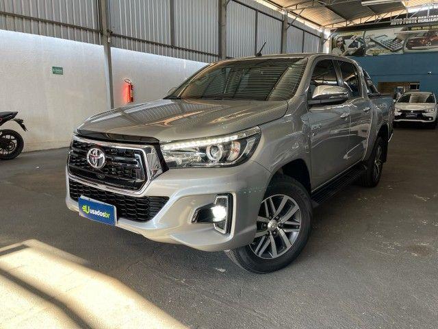 Toyota Hilux Srv Flex 4x4 2020 Garantia de Fabrica - Foto 18