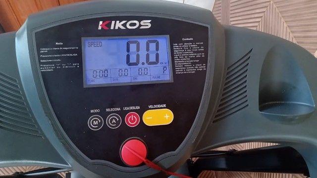 Esteira Elétrica Kikos E-800 Luxe - Foto 3