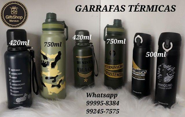 GARRAFAS TÉRMICAS DE QUALIDADE