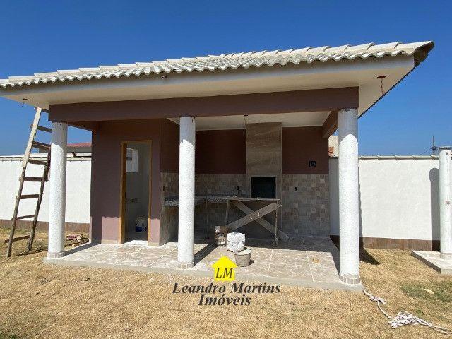 Em Construção / Linda e ótima casa primeira locação em itaipuaçu !!  - Foto 4