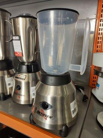 LT-1,5 liquidificador copo plástico 900w - SKYMSEN  - Foto 2