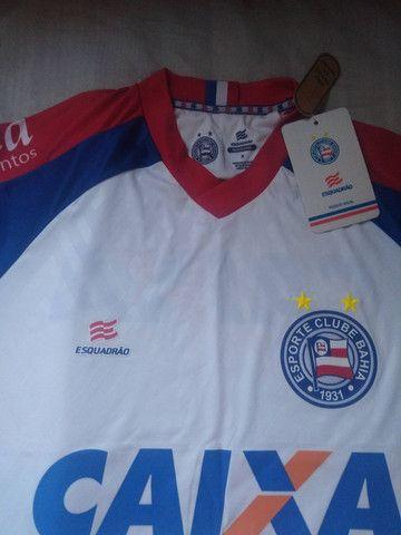 Camisa Oficial do Bahia - Foto 4