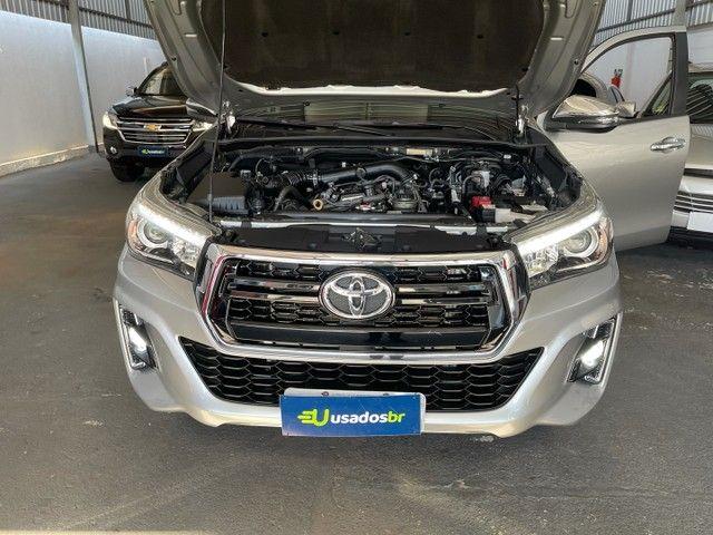 Toyota Hilux Srv Flex 4x4 2020 Garantia de Fabrica - Foto 15