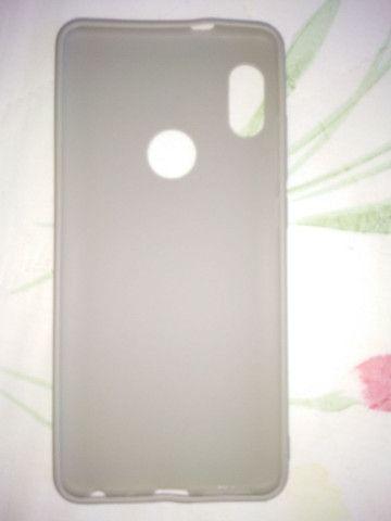 Capa TPU smartphone Xiaomi Redmi Note 5 - Foto 2