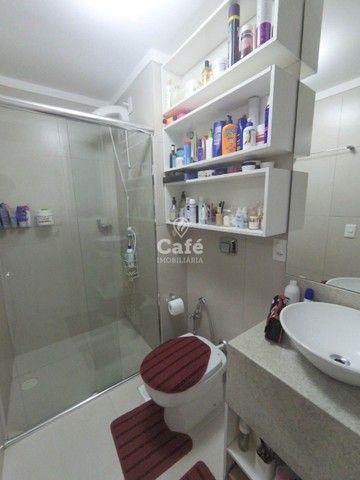 Apartamento, 2 Dormitórios, 1 Suíte, 3 Banheiros, 1 Vaga, Sacada, Semimobiliado, Centro - Foto 6