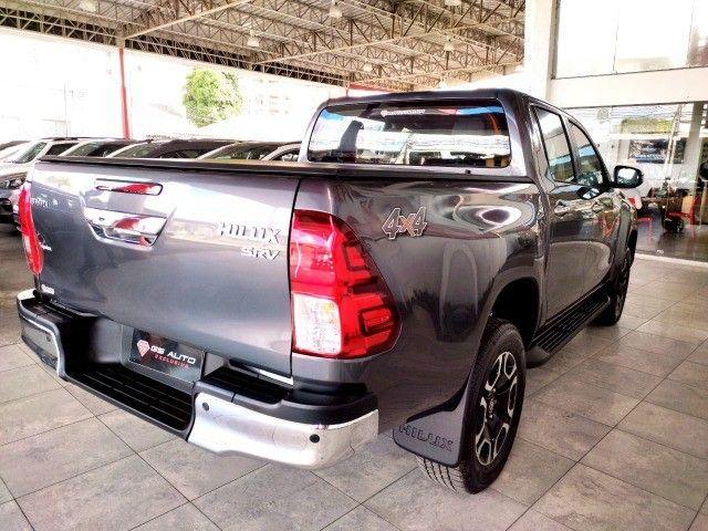 Toyota Hilux 2021  0Km SRV 2.7 4X4 Flex AT   - Foto 12