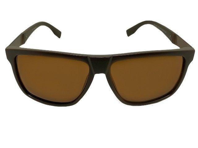 Óculos Novo com Lente Polarizada - Foto 3