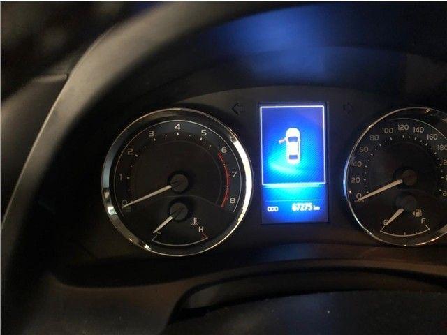 Toyota Corolla 2018 2.0 xei 16v flex 4p automático - Foto 12