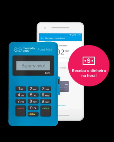 Máquinas Mercado Pago Mini, Blue e Chip - Distribuidor Oficial - Foto 5