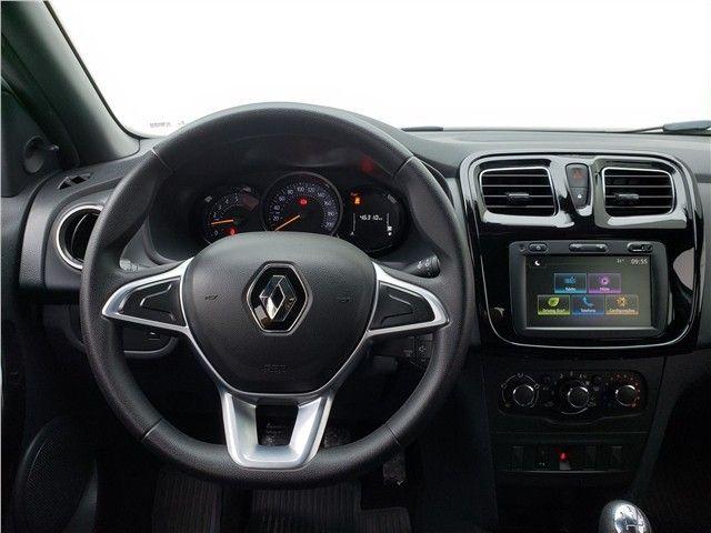 Renault Sandero 2020 1.0 12v sce flex expression manual - Foto 13