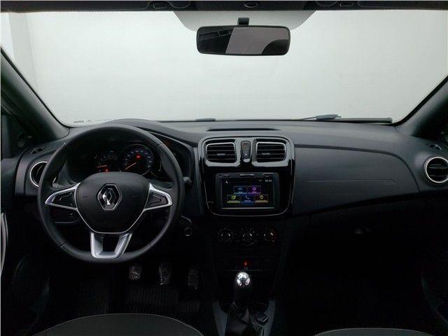 Renault Sandero 2020 1.0 12v sce flex expression manual - Foto 12