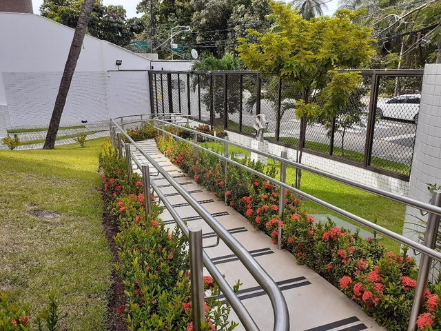 Apartamento de 1 Quarto Mobiliado na Av.Beira Rio no Bairro da Torre - Foto 7