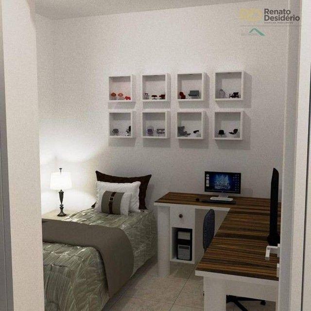 Apartamento à venda, 2 quartos, 1 suíte, 3 vagas, São Lucas - Belo Horizonte/MG - Foto 5
