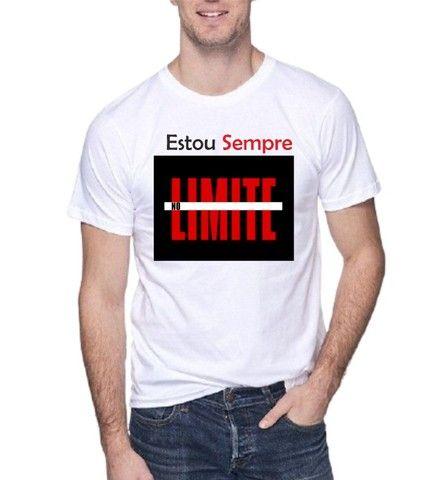 Camisa estou sem no Limite - Foto 4