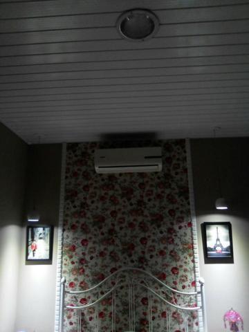 Instalação de ar condicionado split e higienização