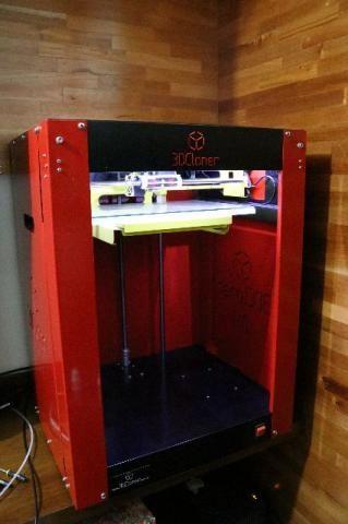 Impressora 3d - 3d Cloner Dh