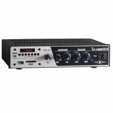 Amplificador 30W RMS biv ( Novo na Caixa )