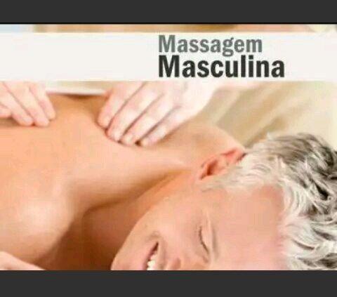 Massagem masculina