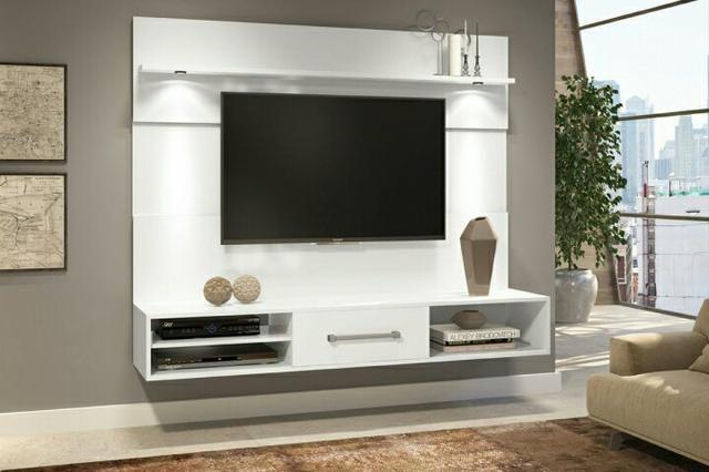 OFERTÃO!!! painel Novo pra TVs até 60p com leds+suporte grátis! - Foto 4