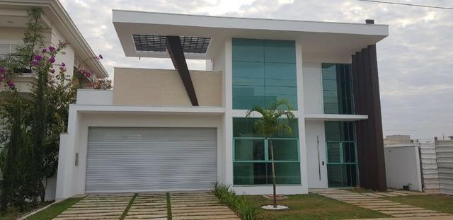 Casa Térrea no Condomínio Florais dos Lagos com 4 suítes - Foto 18