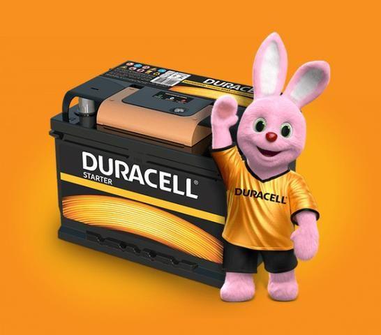 Melhor bateria do mercado, Duracell 60ah com 2 anos de garantia!
