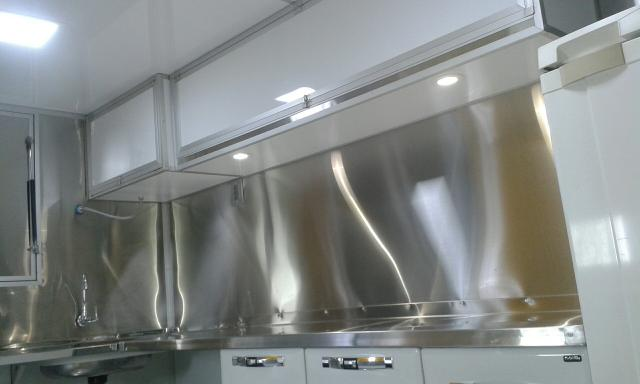 Fábrica de food Truck e quiosque em aparecida de goiania - Foto 5