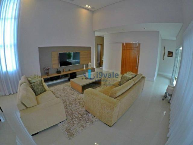 Linda casa térrea à venda, condomínio alto luxo mirante do vale, jacareí-sp - Foto 6