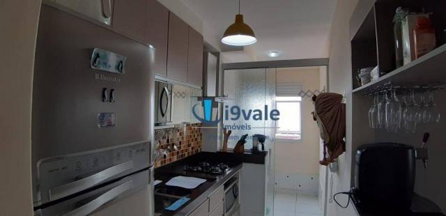 Apartamento com 2 dormitórios à venda, 67 m² por r$ 300.000 - parque industrial - são josé - Foto 5