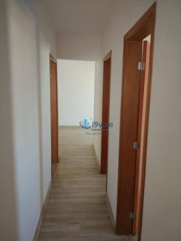 Apartamento de 70m2 com 2 dormitórios e suíte no jardim das industrias - Foto 6