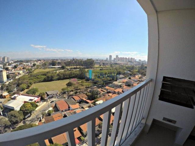Apartamento tons do parque, andar alto ao lado praça natal, parque industrial, sjcampos-sp - Foto 5