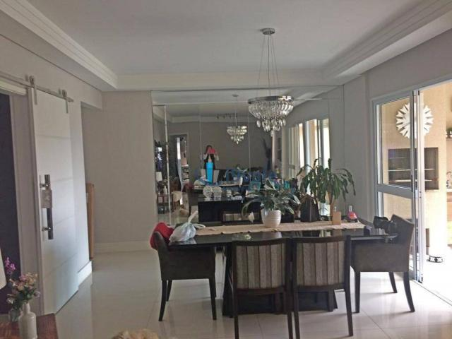 Apartamento sky house com 3 dormitórios à venda, 157 m² por r$ 940.000 - jardim aquarius - - Foto 3
