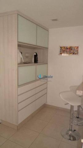 Apartamento com 3 dormitórios à venda, 92 m² por r$ 550.000 - jardim aquarius - são josé d - Foto 10