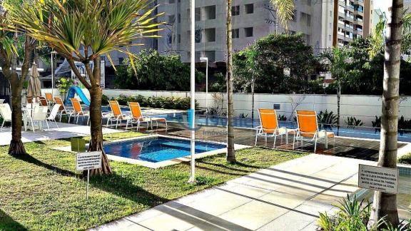 Apartamento com 3 dormitórios à venda, 92 m² por r$ 550.000 - jardim aquarius - são josé d - Foto 18