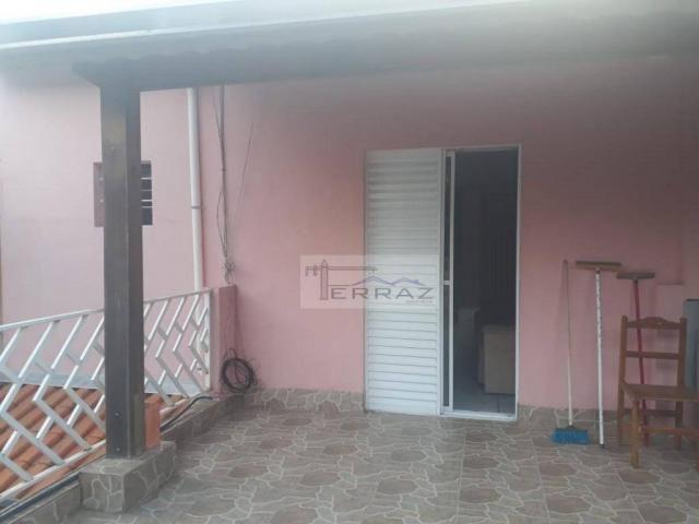 Sobrado com 3 dormitórios à venda, 90 m² por r$ 480.000 - laranjeiras - caieiras/sp - Foto 7